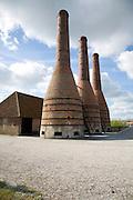 Lime kilns,  Zuiderzee museum, Enkhuizen, Netherlands