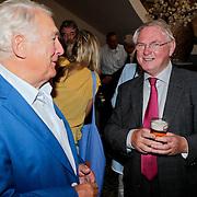 NLD/Amsterdam/20110929 - Presentatie biografie Mies Bouwman, Koos Postema en Jan Nagel
