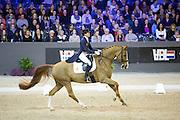Beatriz Ferrer Salat - Delgado<br /> Indoor Brabant 2016<br /> © DigiShots