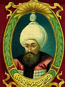 Selim III (1761 -1808) Sultan of the Ottoman Empire 1789–1807