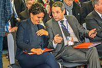Najat VALLAUD-BELKACEM et Thierry MANDON<br /> BIOASTER, le premier institut dedie a l'innovation technologique en microbiologie, pour favoriser et accelerer des projets innovants et ambitieux dans le domaine de la sante.<br /> <br /> Apres plusieurs mois de retard et l'intervention de la ministre de la Recherche, l'unique Institut de recherche technologique dedie a la santé a enfin demarrer. <br /> Ses fondateurs, de prestigieux industriels, des organismes publics et un college de PME, devront collaborer ensemble sur des projets de recherche.Au lendemain de sa nomination comme 1er ministre, Bernard Cazeneuve avait visite le laboratoire.C'est aujourd'hui Najat VALLAUD-BELKACEM, ministre de l'Education nationale, de l'Enseignement superieur et de la Recherche, et Thierry MANDON, secretaire d'Etat charge de l'Enseignement superieur et de la Recherche, qui inauguraient cet IRT.<br /> Ils etaient accompagnes de Louis SCHWEITZER, commissaire general a l'Investissement.<br /> BIOASTER s'inscrit dans une optique de developpement economique et industriel. <br /> Il a pour ambition d'ancrer les industries de la sante sur le territoire national, de faire emerger des Entreprises de Taille Intermediaire (ETI) et de contribuer a la formation de personnels specialises, avec a terme, plusieurs centaines de chercheurs sur les filieres biotechnologiques de demain pour repondre aux enjeux de sante publique.<br /> <br /> La Fondation de Cooperation Scientifique BIOASTER  est composee de 8 membres Fondateurs : Lyonbiopole et l'Institut Pasteur, Sanofi, Institut Merieux, Danone Research, l'INSERM, le CNRS, le CEA. <br /> Le Conseil d'Administration constitutif de la Fondation de Cooperation Scientifique BIOASTER est elu pour une duree de 3 ans renouvelable :<br /> <br /> President : Alain Mérieux, President de l'Institut Merieux - <br /> Vice-President : Philippe Archinard, President de Lyonbiopole, PDG de Transgene Secretaire : Isabelle Thizon de Gaulle, Vice-Président Partenariats R&D