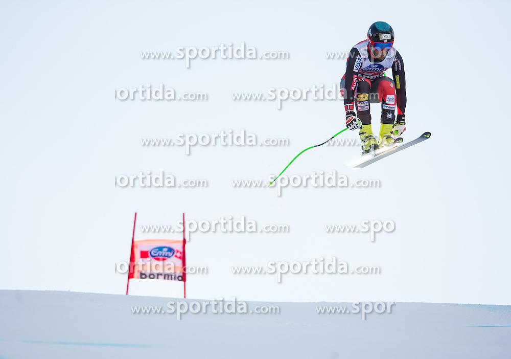 28.12.2013, Stelvio, Bormio, ITA, FIS Ski Weltcup, Bormio, Abfahrt, Herren, 2. Traininglauf, im Bild Steven Nyman (USA) // Steven Nyman of the USA in action during mens 2nd downhill practice of the Bormio FIS Ski Alpine World Cup at the Stelvio Course in Bormio, Italy on 2012/12/28. EXPA Pictures © 2013, PhotoCredit: EXPA/ Johann Groder
