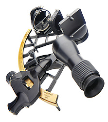 Modern Sextant for navigation