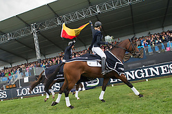 Team Germany,<br /> Longines FEI European Eventing Chamionship 2015 <br /> Blair Castle<br /> © Hippo Foto - Jon Stroud