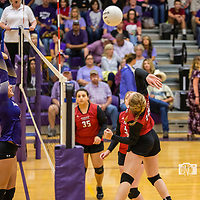 10-03-17 Berryville JV Volleyball vs Green Forest
