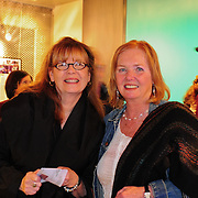 NHPR Presidetn & CEO Betsy Gardella and The Music Hall Executive Director Paricia Lynch