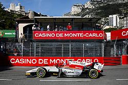 May 24, 2018 - Montecarlo, Monaco - 15 Roy NISSANY from Israel of CAMPOS VEXATEC RACING during the Monaco Formula 2 Grand Prix at Monaco on 24th of May, 2018 in Montecarlo, Monaco. (Credit Image: © Xavier Bonilla/NurPhoto via ZUMA Press)