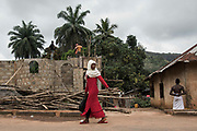 KABALA, SIERRA LEONE - Daily life at Kabala city on November 11, 2017 in Kabala, Sierra Leone. Photo by Xaume Olleros / MSF