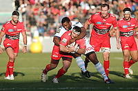 Jean Charles ORIOLI / Eddy BEN AROUS - 10.01.2015 - Toulon / Racing Metro - 16e journee Top 14<br />