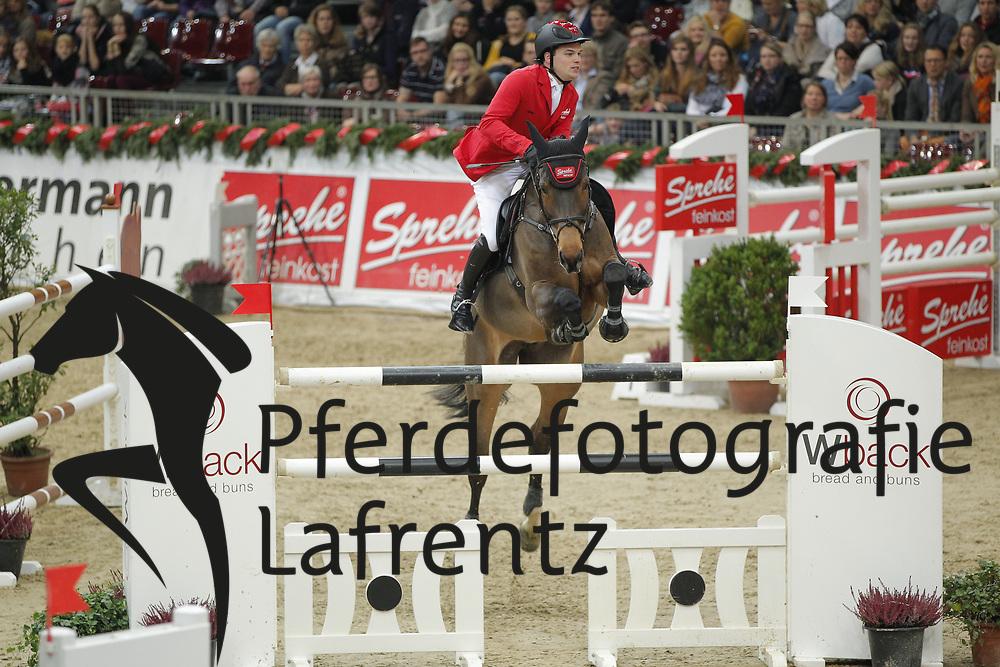 Sprehe, Jan, La Cucaracha<br /> Oldenburger Pferdetage 2012<br /> © www.sportfotos-lafrentz.de/ Stefan Lafrentz