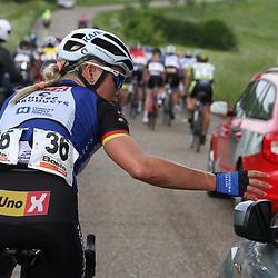 27-05-2016: Wielrennen: Boels Rental Classic: Valkenburg<br /> VALKENBURG (NED) wielrennen<br />Charlotte Becker