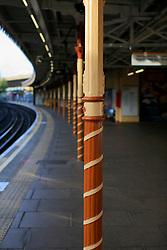 UK ENGLAND LONDON 8DEC13 - Westbourne Park underground station in Westbourne Park, west London.<br /> <br /> <br /> <br /> jre/Photo by Jiri Rezac<br /> <br /> <br /> <br /> © Jiri Rezac 2013