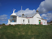 Dunree Lighthouse, Dunree Head, County Donegal, Ireland, 1876