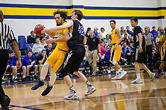 Men's Basketball vs. Iowa Wesleyan University