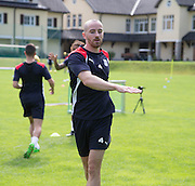 Dundee&rsquo;s James Vincent - Day 2 of Dundee FC pre-season training camp in Obertraun, Austria<br /> <br />  - &copy; David Young - www.davidyoungphoto.co.uk - email: davidyoungphoto@gmail.com