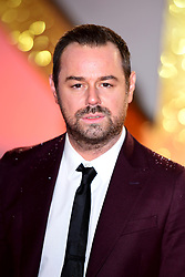Danny Dyer attending the National Television Awards 2019 held at the O2 Arena, London. PRESS ASSOCIATION PHOTO. Picture date: Tuesday January 22, 2019. See PA story SHOWBIZ NTAs. Photo credit should read: Ian West/PA Wire