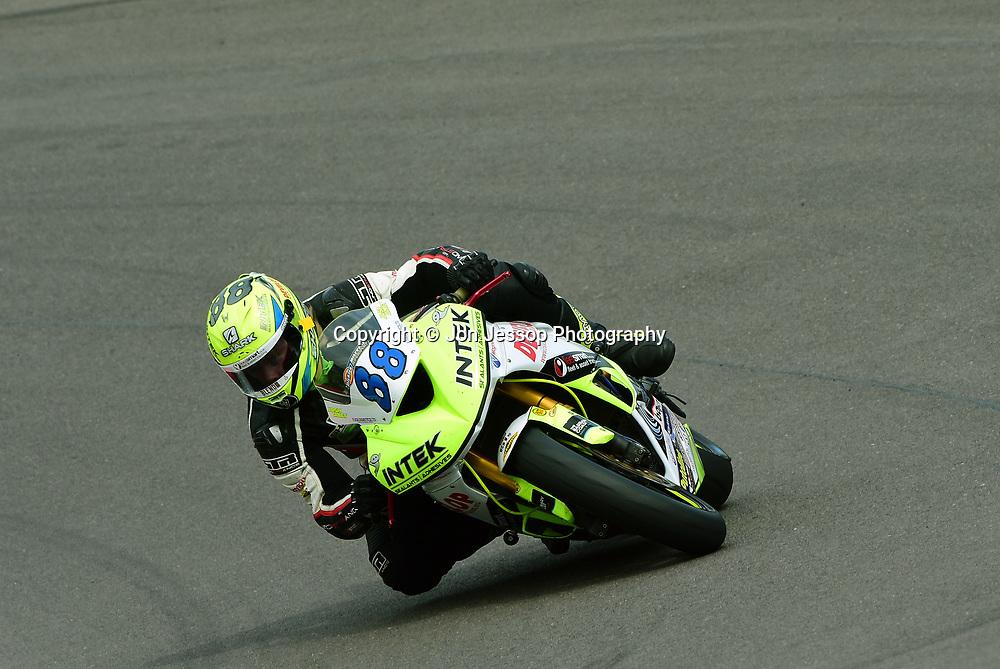#88 Josh Daley Wigan Josh Daley Racing Kawasaki 600