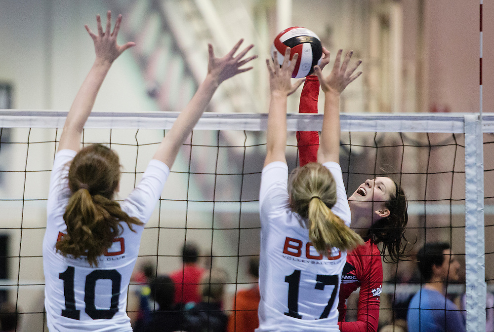 CALGARY 2015, Canada's largest celebration of volleyball, with more than 10,000 participants from across the country.