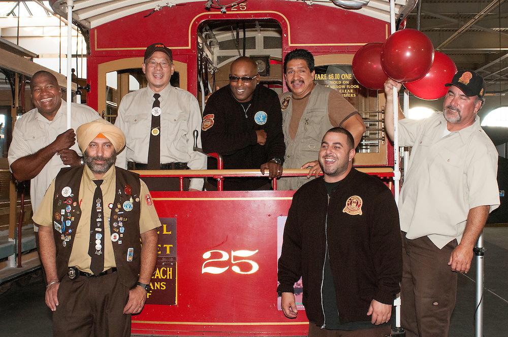 Cable Car Bell Ringing Contest Preliminaries | June 27, 2013