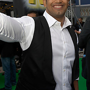 Cineworld Castleford  7 June 2007  IIFA  (International Indian Film Academy)  Bollywood actor Upen Patel at Red Carpet  world premiere of the movie The Train