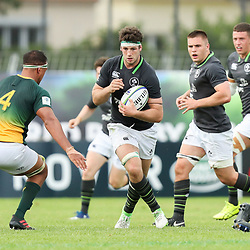 Caelan Doris of Ireland during the U20 World Championship match between Ireland and South Africa on June 3, 2018 in Narbonne, France. (Photo by Manuel Blondeau/Icon Sport)