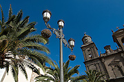 The cathedral of Las Palmas, Gran Canaria, Canary Islands, Spain