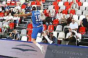 DESCRIZIONE : Valmiera Latvia Lettonia Eurobasket Women 2009 Italia Bielorussia Italy Belarus<br /> GIOCATORE : Laura Macchi<br /> SQUADRA : Italia Italy<br /> EVENTO : Eurobasket Women 2009 Campionati Europei Donne 2009<br /> GARA :  Italia Bielorussia Italy Belarus<br /> DATA : 09/06/2009 <br /> CATEGORIA : curiosita<br /> SPORT : Pallacanestro <br /> AUTORE : Agenzia Ciamillo-Castoria/E.Castoria
