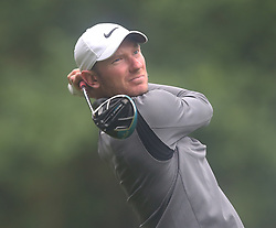 May 25, 2018 - Virginia Water, England, United Kingdom - Chris Wood (ENG).during The BMW PGA Championship Round 2 at Wentworth Club Virginia Water, Surrey, United Kingdom on 25 May 2018  (Credit Image: © Kieran Galvin/NurPhoto via ZUMA Press)