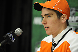 The 2011 NHL Entry Draft in St. Paul, MN. Photo by Aaron Bell/CHL Images