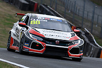 #88 Ashley SUTTON (GBR) Verizon Connect Racing Honda Civic Type-R TCR during TCR UK Championship  as part of the BRSCC TCR UK Race Day Oulton Park  at Oulton Park, Little Budworth, Cheshire, United Kingdom. August 04 2018. World Copyright Peter Taylor/PSP. Copy of publication required for printed pictures.  Every used picture is fee-liable. http://archive.petertaylor-photographic.co.uk