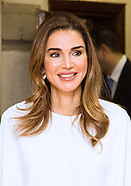 Queen Rania Visits Family Development
