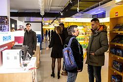 Evening event of Mimovrste shop in BTC, on February 28, 2020 in Ljubljana, Slovenia. Photo by Vid Ponikvar / Sportida