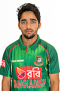 Mominul Haque, Bangladesh cricket team headshots ahead of their New Zealand tour. Cobham Oval, Whangarei. 21 December 2016. Copyright Image: Heath Johnson / www.photosport.nz