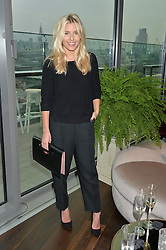 MOLLIE KING at the mothers2mothers World AIDS Day VIP Lunch with Next Management & THE OUTNET.COM held at Mondrian London, 19 Upper Ground, London on 1st December 2014.