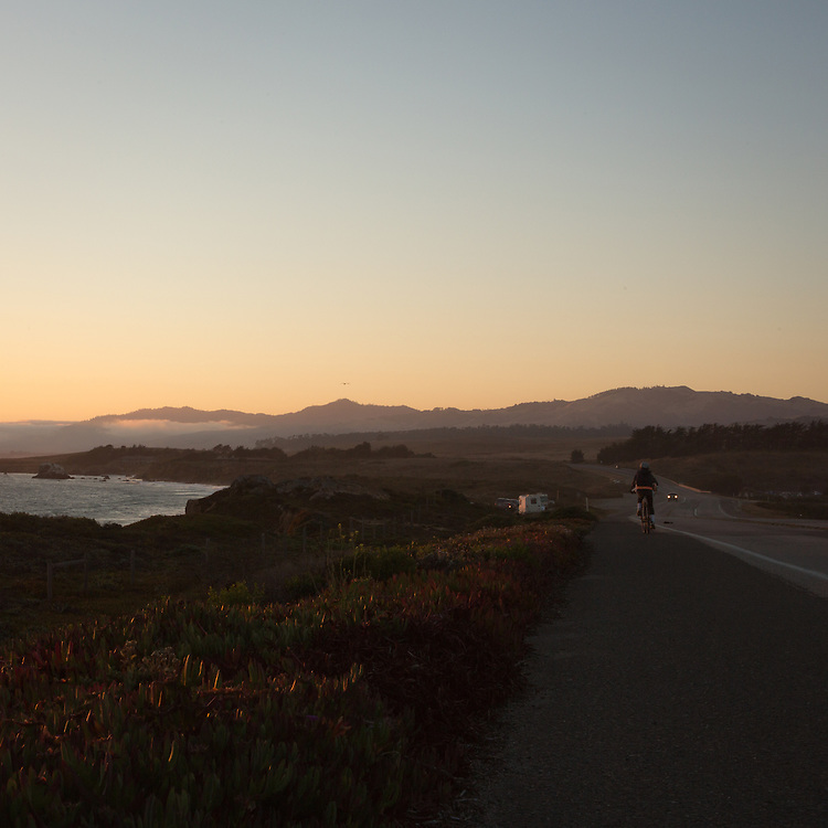 Pacific Coast, Seascape No.5