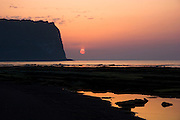 Jeju Island. Seongsan Ilchulbong (Sunrise Peak).