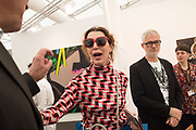 VALERIA NAPOLEONE, Opening of Frieze Masters. Regents Park, 4 October 2017