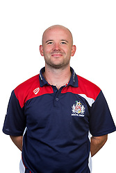 Bristol Rugby First Team Performance Analyst Kris James - Rogan Thomson/JMP - 22/08/2016 - RUGBY UNION - Clifton Rugby Club - Bristol, England - Bristol Rugby Media Day 2016/17.