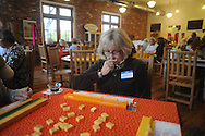 Tin Pann Alley's 2nd annual Mahjongg Tournament in Taylor, Miss. on Monday, November 15, 2010.