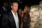 NAOMI CAMPBELL; FRANCA SOZZANI, Party hosted by Franca Sozzani and Remo Ruffini in honour of Bruce Weber to celebrate L'Uomo Vogue The Miami issuel by Bruce Weber. Casa Tua. James Avenue. Miami Beach. 5 December 2008 *** Local Caption *** -DO NOT ARCHIVE-© Copyright Photograph by Dafydd Jones. 248 Clapham Rd. London SW9 0PZ. Tel 0207 820 0771. www.dafjones.com.