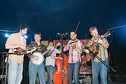 Israel, Nof Ginosar, Toronto's Traditional Bluegrass Band - The Foggy Hogtown Boys