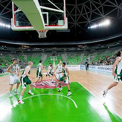 20120428: SLO, Basketball - Slovenian National Champion League, KK Union Olimpija vs KK Krka