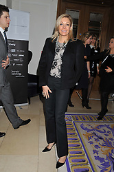 NADJA SWAROVSKI at the 2012 Luxury Briefing Awards in association with Bloomberg held at the Corinthia Hotel, London on 14th March 2012.