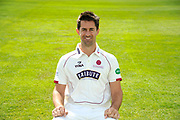 County Championship kit portrait of Tim Groenewald during the Somerset County Cricket Club PhotoCall 2017 at the Cooper Associates County Ground, Taunton, United Kingdom on 5 April 2017. Photo by Graham Hunt.