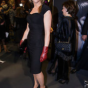 NLD/Amsterdam/20150211 - Premiere Fifty Shades of Grey, Sandra Ysbrandy