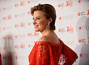 """American Heart Association's Go Red For Women """"Red Dress Collection 2017"""" presented by Macy's at the Hammerstein Ballroom in New York, Thursday, Feb. 9, 2017.  (Photo by Diane Bondareff for Go Red For Women)"""
