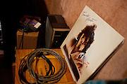 Belo Horizonte_MG, 19 de Abril de 2011..Misturada Orquestra..Gravacao da participacao do musico Toninho Horta no disco..Foto: LEO DRUMOND / NITRO