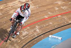 KANUMA Yurie Pilot:  TANAKA Mai, JPN, Tandem 4km Pursuit Qualifiers , 2015 UCI Para-Cycling Track World Championships, Apeldoorn, Netherlands