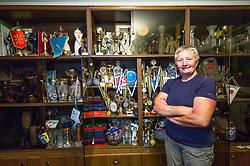 Portrait of Slovenian bowler Marika Kardinar - Nagy in her house in Dobrovnik in Slovenia, on June 15, 2018. Photo by Vid Ponikvar / Sportida