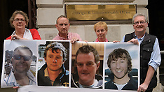 MAY 20 2014 Familes of missing UK yachtsmen visit FCO
